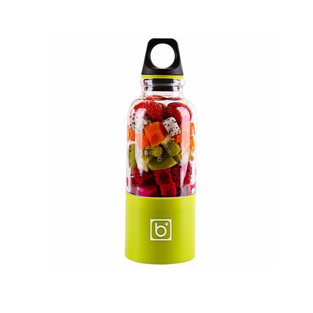 USB PORTABLE BLENDER BOTTLE Green