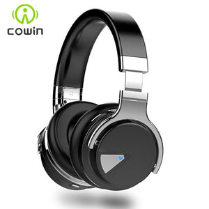 Cowin E-7 Active Noise Cancelling Bluetooth Headphones Wireless Headset Default Title