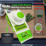 Mandoline Peeler Grater Vegetables Cutter with 5 Blades