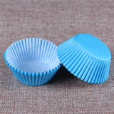 100PCS Muffins Paper Cupcake Wrappers 20