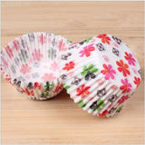 100PCS Muffins Paper Cupcake Wrappers 32