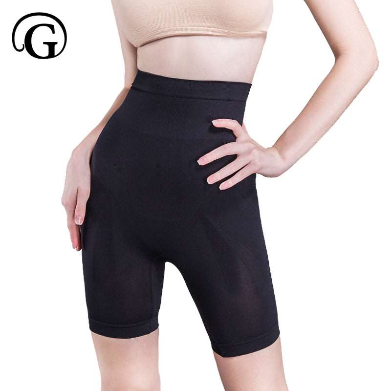 Mid-Waist Control Panties Women seamless Slimming Tummy Trimmer