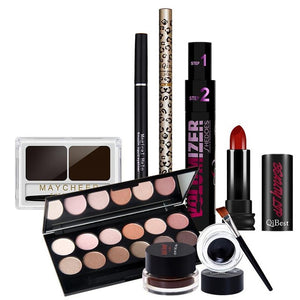 7 PCS make up gift set Default Title