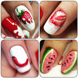 Beautiful Sticker Water Transfer Decals Nail Art
