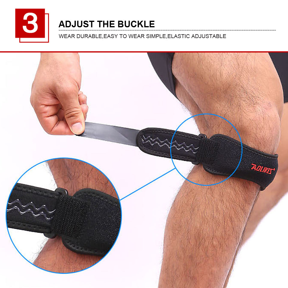 Adjustable Knee Strap