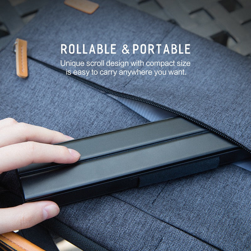 ROLLABLE KEYBOARD