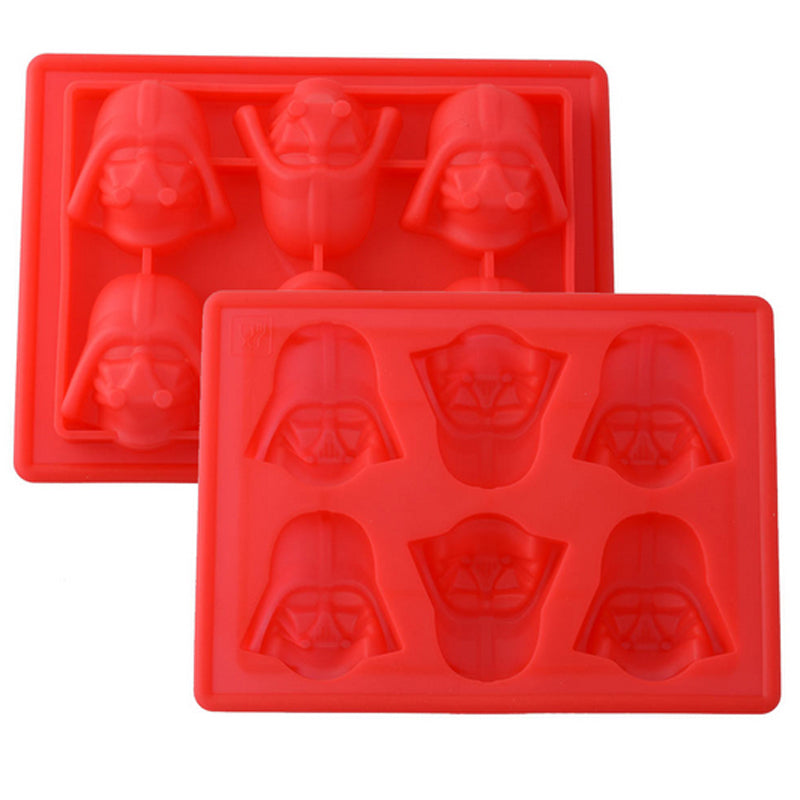 Star Wars Darth Vader Cocktails Silicone Mold Ice Cube Tray