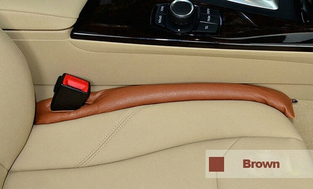 Car Crack Cover Brown