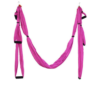 AERIAL YOGA SWING pink / China