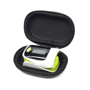 Fingertip Pulse Oximeter green