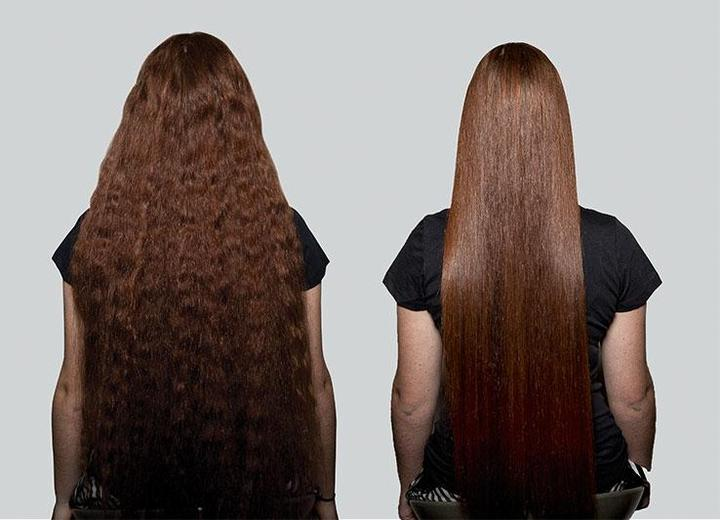 Keratin Moisturizing Treatment for Hair Care