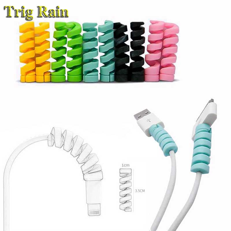 Spinn - Spiral Cable Protector (5 pcs set)