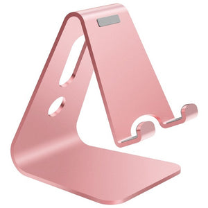 MOBILE PHONE ALUMINUM ALLOY STAND Pink