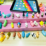 Cartoon animals cable protectors