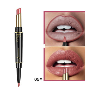 Double ended long lasting lipstick 05