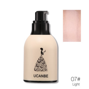 Full Coverage Blemish Base Liquid Foundation 07 Light