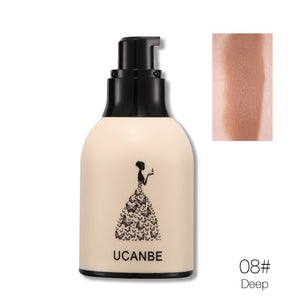 Full Coverage Blemish Base Liquid Foundation 08 Deep