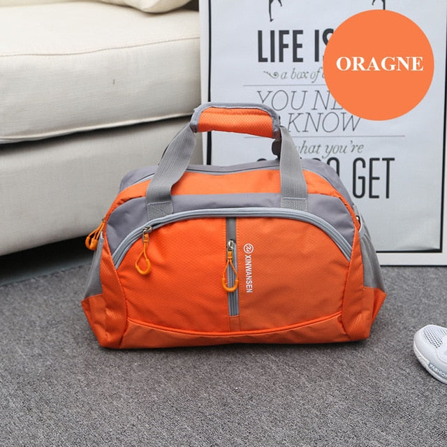 Waterproof Sports Training Bag Orange