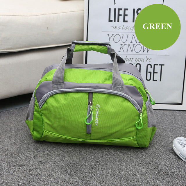 Waterproof Sports Training Bag Green