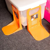 Shake-Proof Trunk Stand Orange