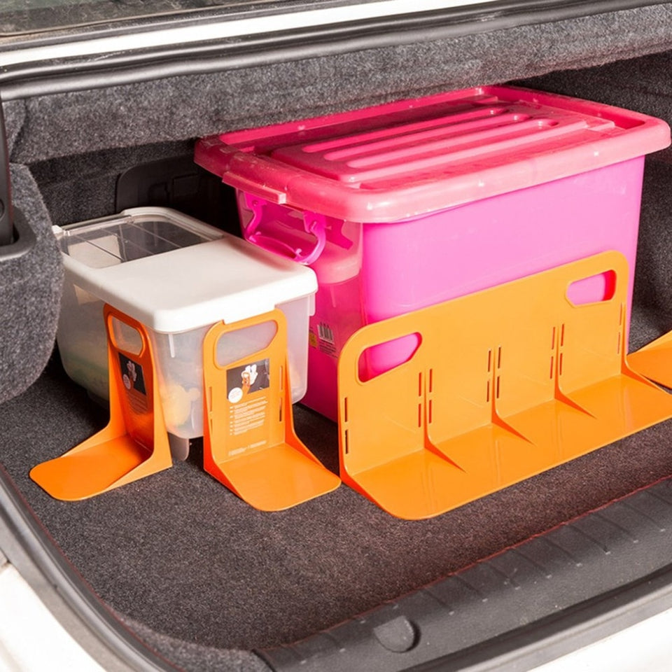 Shake-Proof Trunk Stand