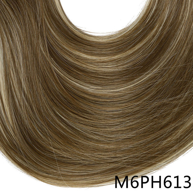Synthetic ponytail hair extensions M6PH613 / 24inches
