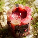 Smokeless tea pure natural candles