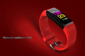 Smart Fitness Watch