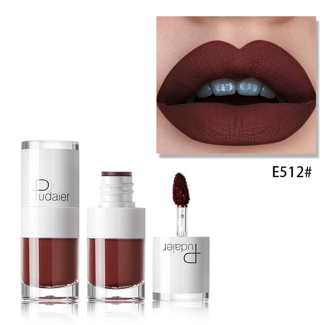 Liquid Matte Waterproof lipstick E512
