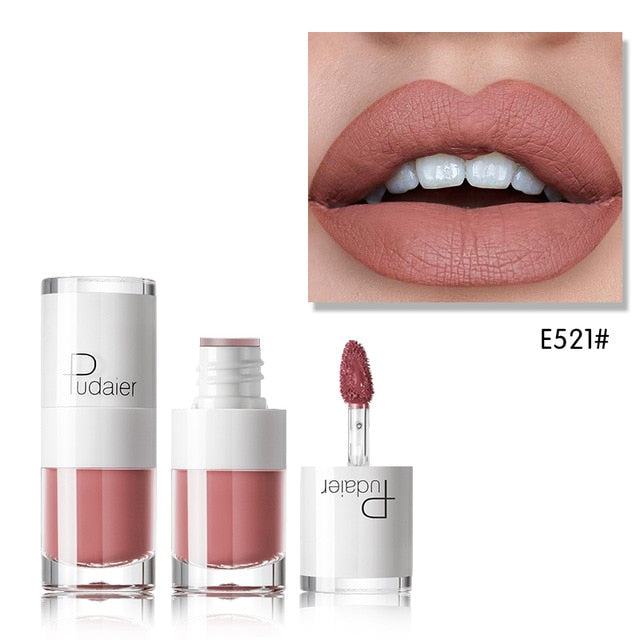 Liquid Matte Waterproof lipstick E521