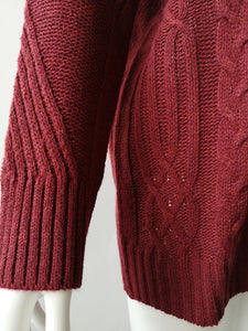 Warm winter Knitting Sweater