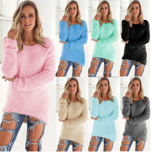Casual Jumper Pullovers
