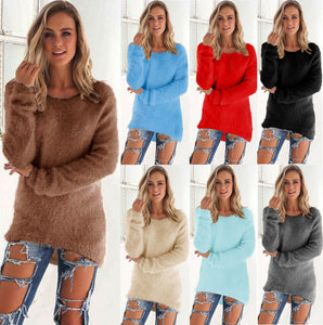 Women Casual Jumper Pullovers