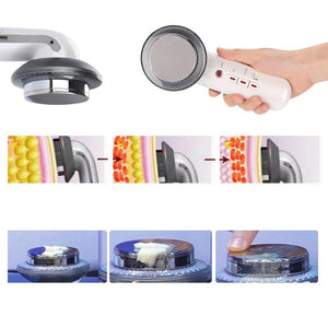 Infrared Ultrasonic Slimming Massager