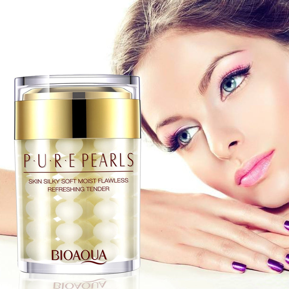 Pure Pearls Face Day Cream & Moisturizer