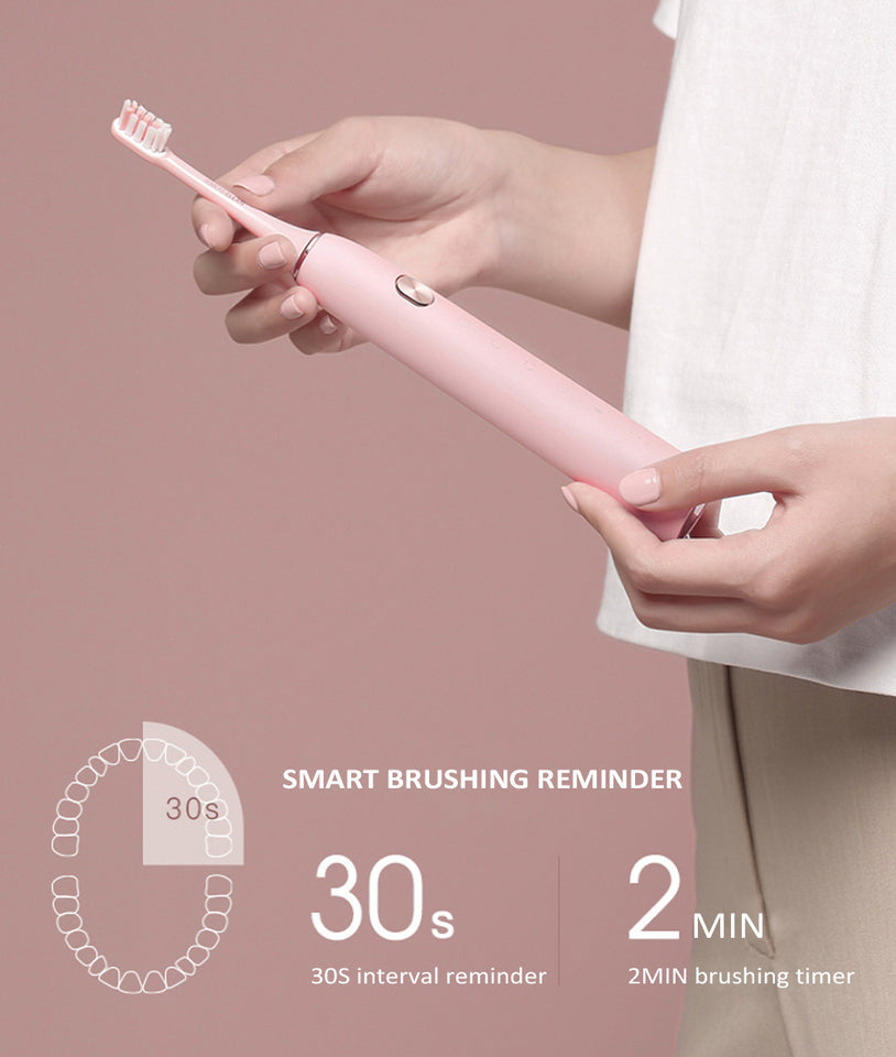 USB Rechargeable Sonic Electric Toothbrush
