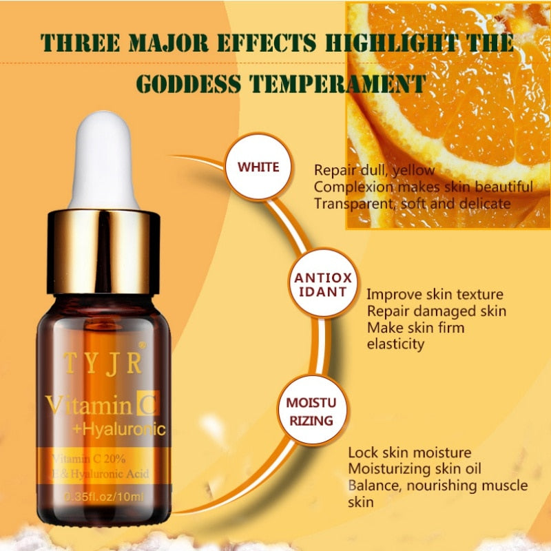 Anti Dark Spots Vitamin C Oil