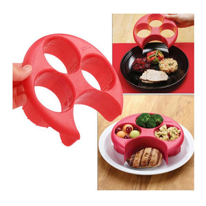 1pcs Meal Measure Portion Control Tool