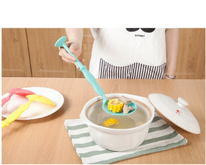 Creative cartoon multi-function kitchen utensils