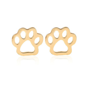 Pet Paw Footprint Bracelets GED089G