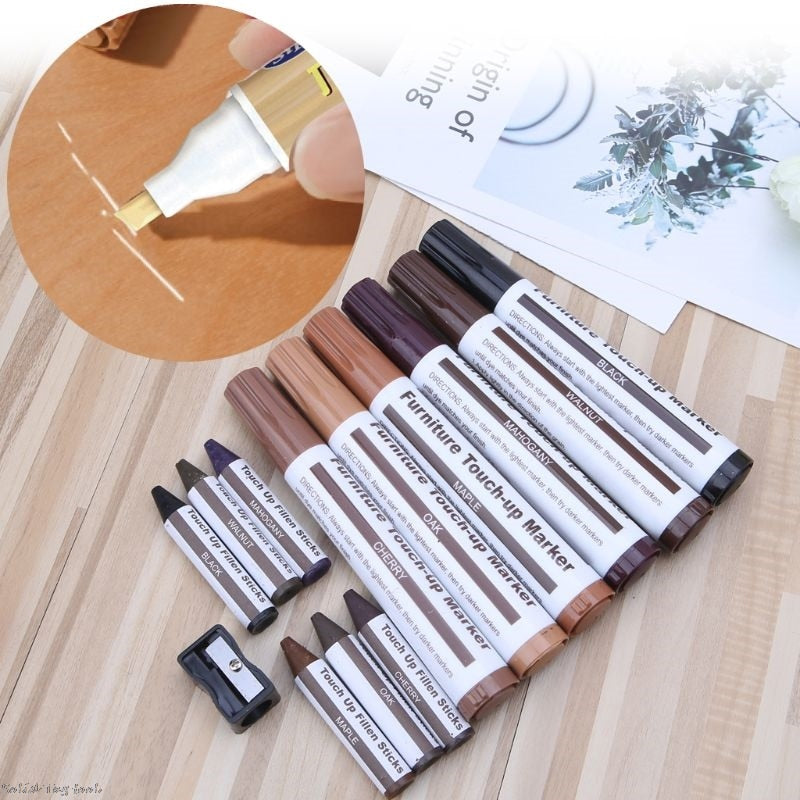 FURNITURE REPAIR PEN (12 PCS/SET)