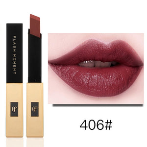 Bullion Matte Waterproof Lipstick 406
