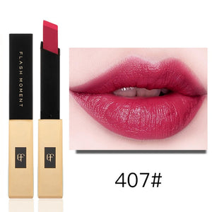 Bullion Matte Waterproof Lipstick 407