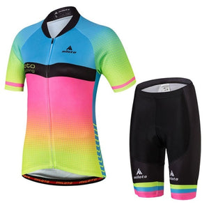 Ladies Cycling Clothing Sets