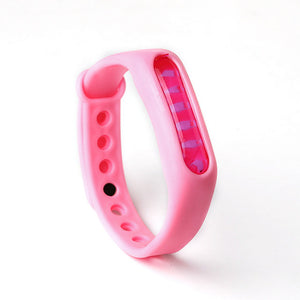 Anti-Bug Wristband Pink