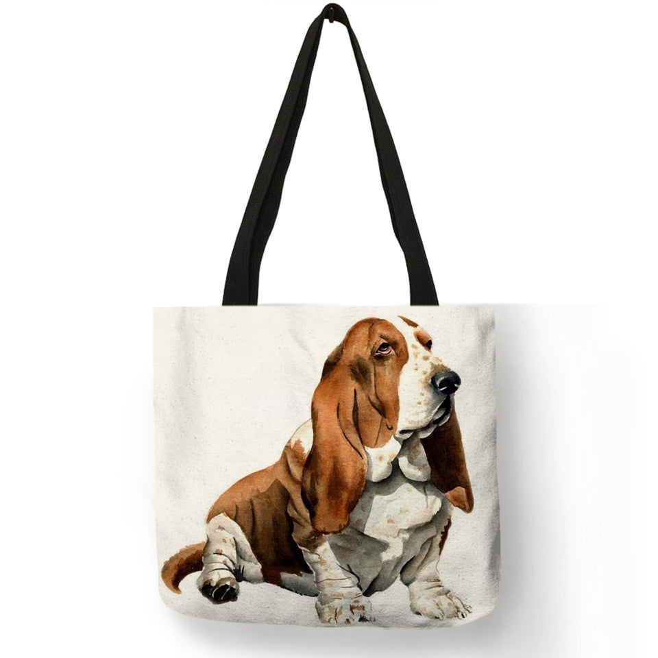 Traveling Beach Tote Bag