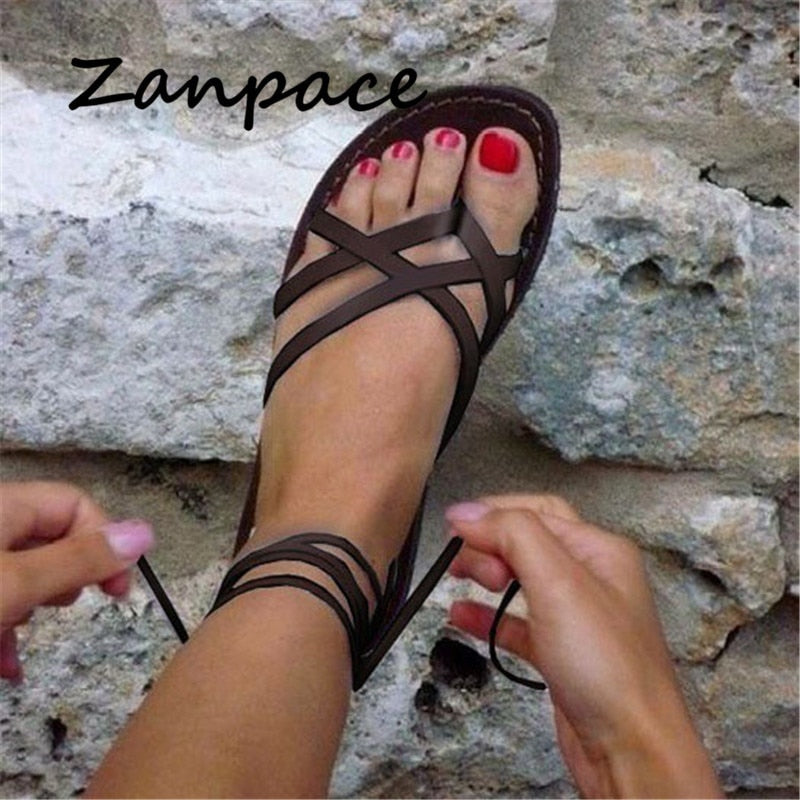 Casual comfortable gladiator sandals