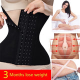 Corset body shaper waist trainer