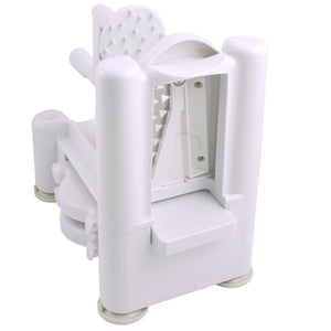 3 In 1 Manual Vegetable Spiral Slicer