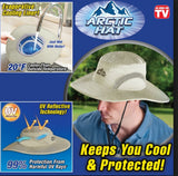 Hydro Cooling Sun Hat